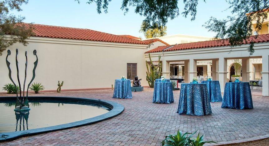 Pritzlaff Courtyard