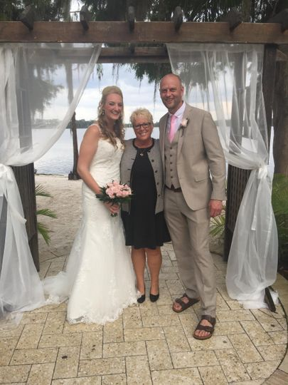 Getting married in florida