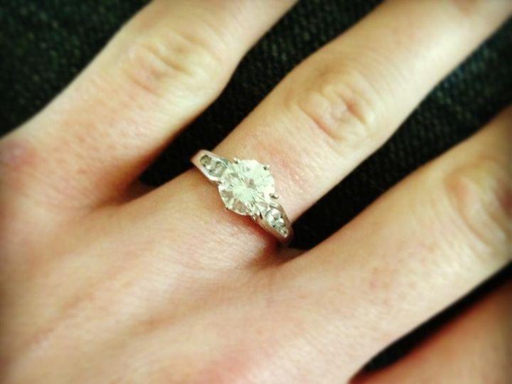 Tmx 1380391383616 Rachael And Charlie Philadelphia, Pennsylvania wedding jewelry