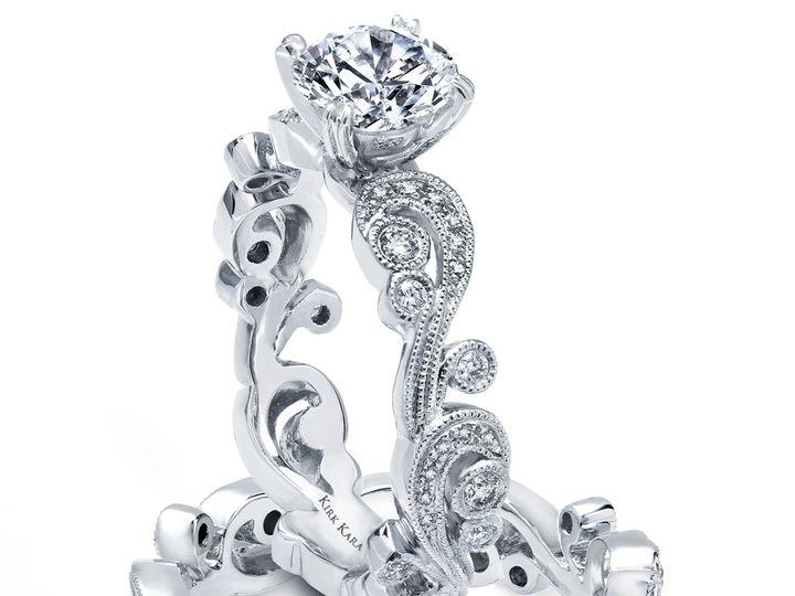 Tmx 1380396418785 Ss6967 Rs Ss6967 Bs Set Philadelphia, Pennsylvania wedding jewelry