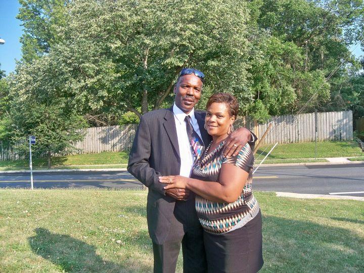 Eric & Cynthia Fredericks Wedding - July 2, 2012