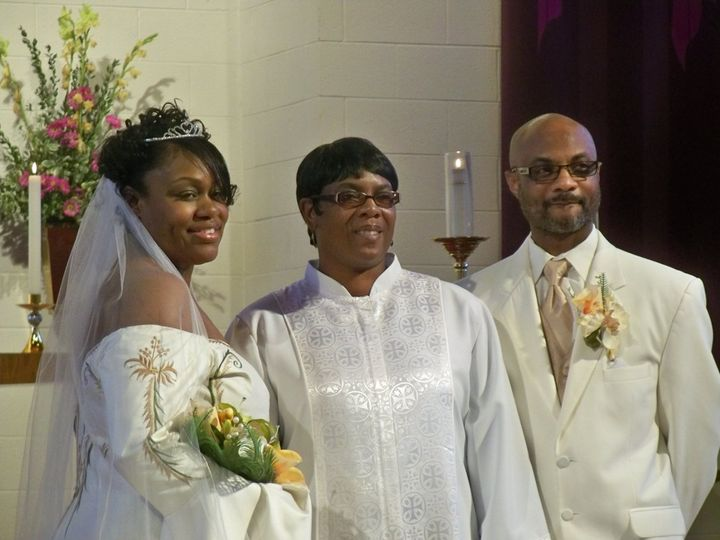 Chemayne and Gregory Smith Wedding - March 11, 2012