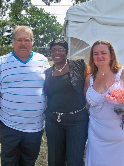 Kenneth & Stella Williams Wedding - August 6, 2012
