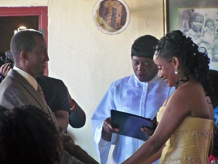 Getaneh & Hirut Woldestsadik Wedding - May 19, 2012