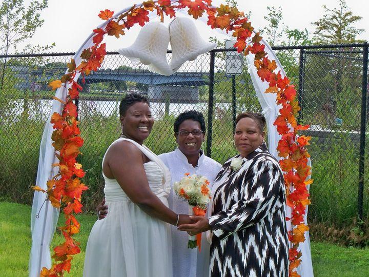 Juanita and Johnetta Jones Wedding - August 18, 2012