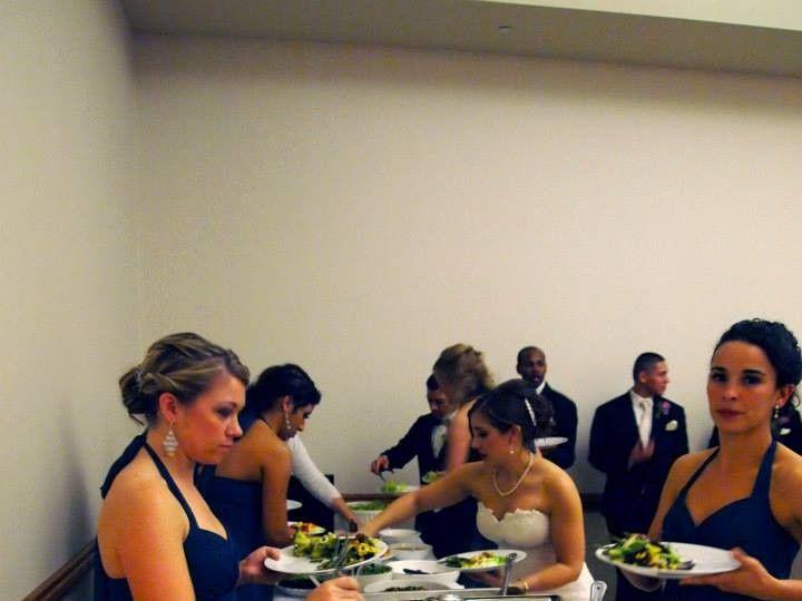 Tmx 1414423655733 Dec Wedding Buffet2 Charlottesville, VA wedding catering