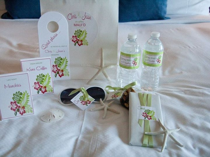 Tmx Oot Welcome Bag Items 51 1021479 Eatontown, New Jersey wedding invitation
