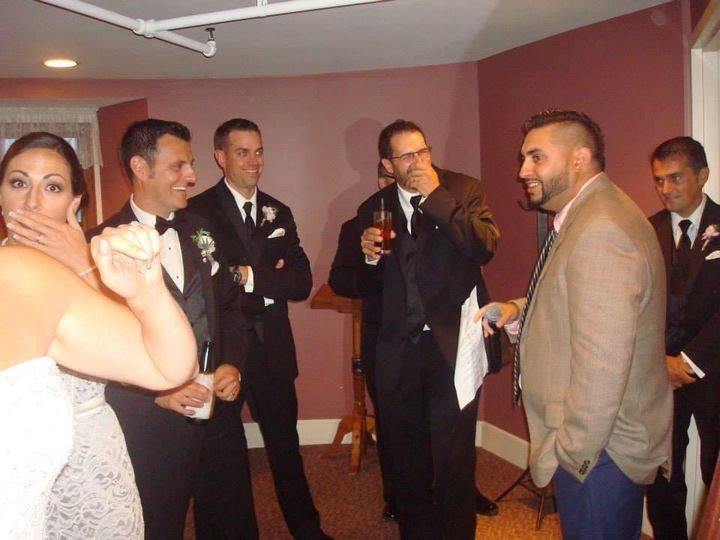 Costa Wedding