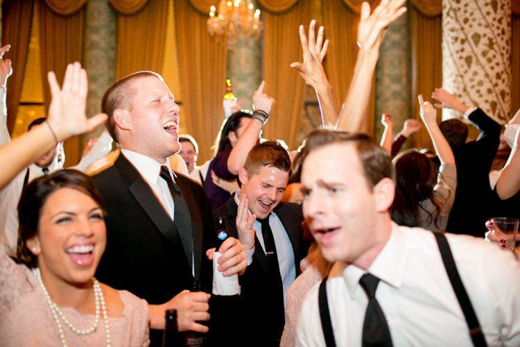 wedding fun party dancing candid documentary recep