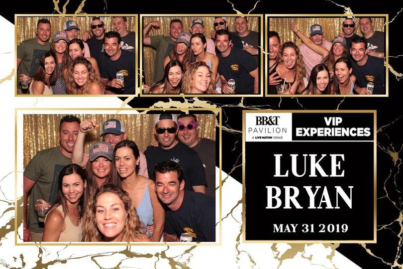 Luke Bryan at BB&T