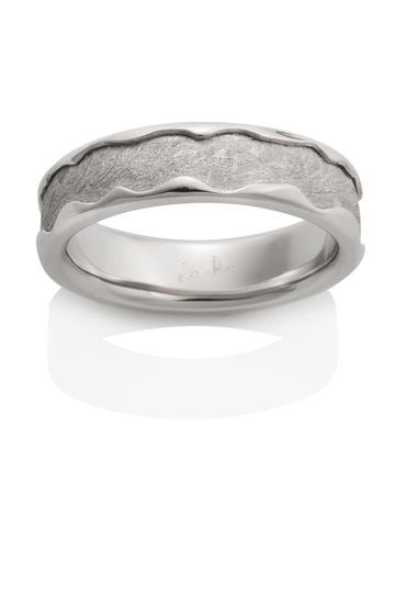 Palladium 500 ring: Harvest style.