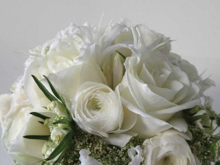 Tmx 1354467094096 LaceBouquet2048 Philadelphia, Pennsylvania wedding florist