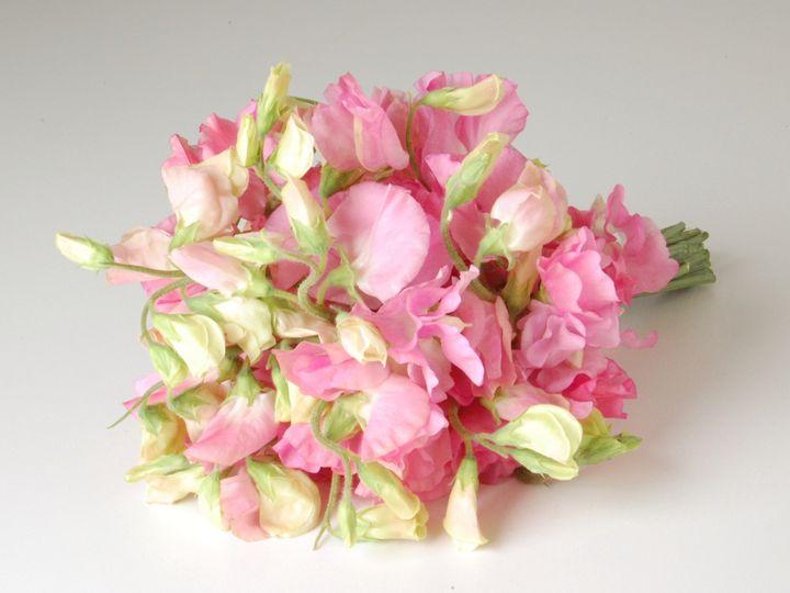 Tmx 1438812122691 Pinksweetpeabouquet Philadelphia, Pennsylvania wedding florist