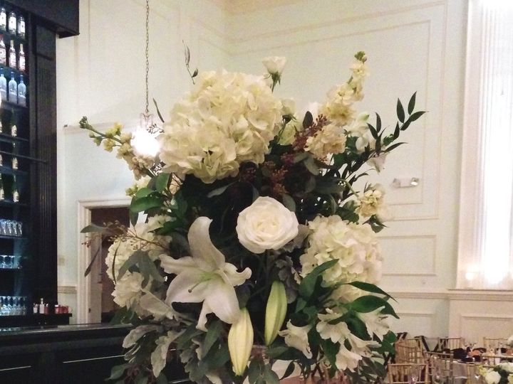 Tmx 1486004017550 Whiteglasstrumpetarr Philadelphia, Pennsylvania wedding florist
