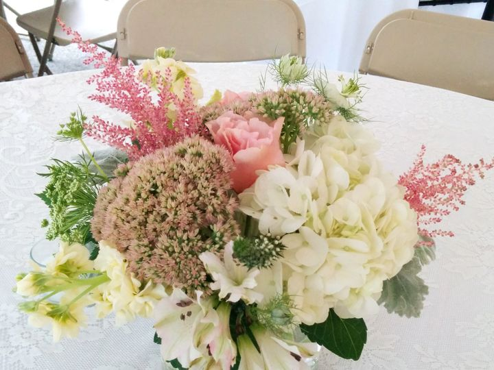 Tmx 1486005699239 Pinkcreamwildflowercp Philadelphia, Pennsylvania wedding florist
