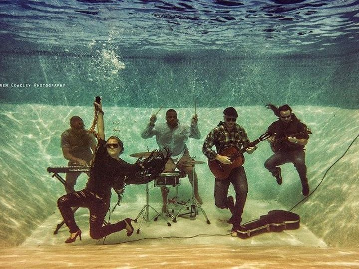Tmx 1449682185338 Underwater Chattanooga wedding band