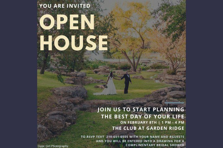 the knot open house 51 793479 157929414961266