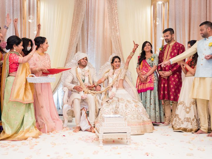 Tmx Payal Sanjay Wedding 2021 1488 51 1894479 161402196311615 Charlotte, NC wedding venue