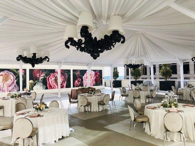 Tmx Queen Terrace Dinner Reception 51 1894479 160018679244192 Charlotte, NC wedding venue