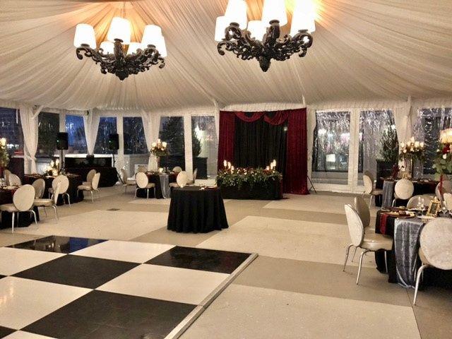 Tmx Queen Terrace Dinner With Dancefloor 2 51 1894479 160815362016304 Charlotte, NC wedding venue