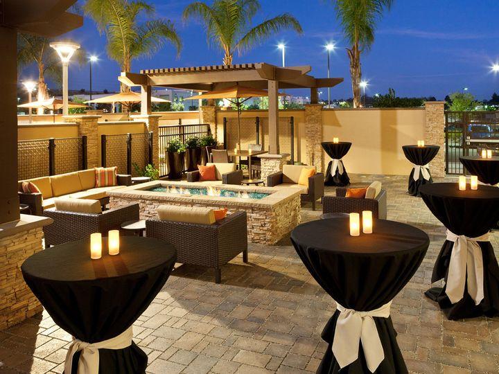 Tmx 1457376764257 Courtyard By Marriott Cocktail Reception 1200 Oceanside wedding travel