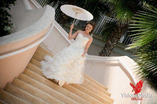 Camara's Wedding Day