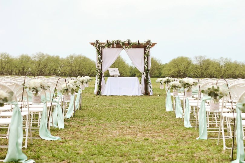 VVB Outdoor Wedding