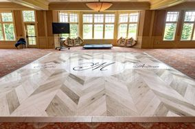 Dance Floor Decals