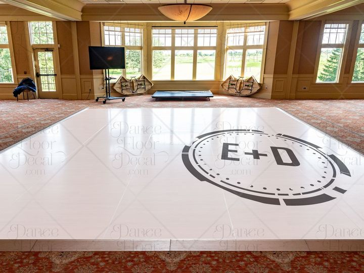 Tmx Citychic Mockup Dance Floor Decal Dance Floor Decor Weddings Weddings On A Budget Monogram Modern Black White Grey Gray Custom 51 1866479 1566830468 Gurnee, IL wedding eventproduction