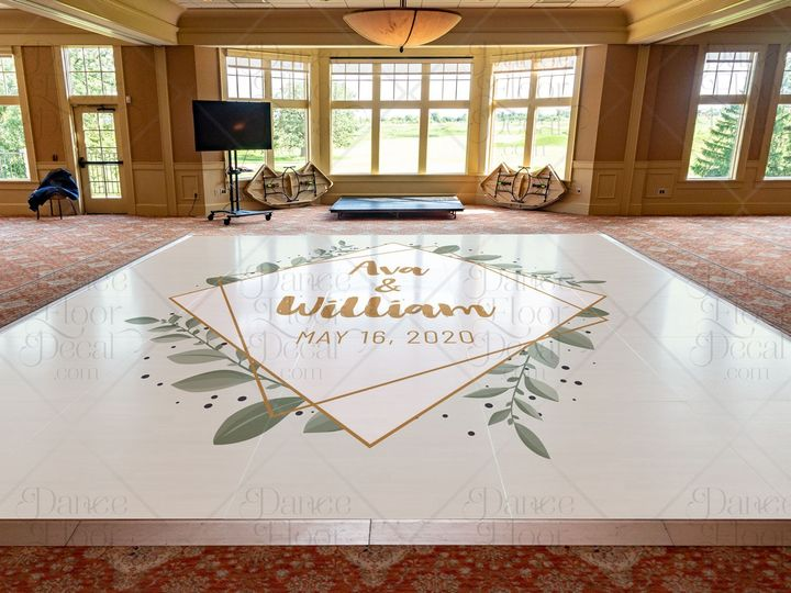 Tmx Foliageforever Mockup Dance Floor Decal Dance Floor Decor Weddings Weddings On A Budget Custom 51 1866479 1566830644 Gurnee, IL wedding eventproduction