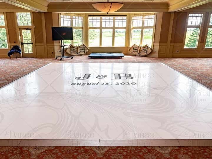Tmx Gatsbyglam Mockup Deco Dance Floor Decal Dance Floor Decor Weddings Weddings On A Budget Custom 51 1866479 1566830472 Gurnee, IL wedding eventproduction