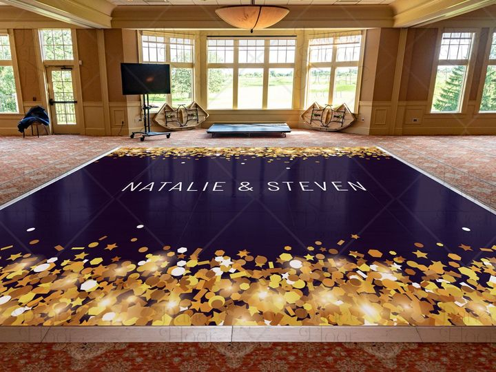 Tmx Midnightmagic Mockup Gold Glitter Dance Floor Decal Dance Floor Decor Weddings Weddings On A Budget Custom 51 1866479 1566830706 Gurnee, IL wedding eventproduction