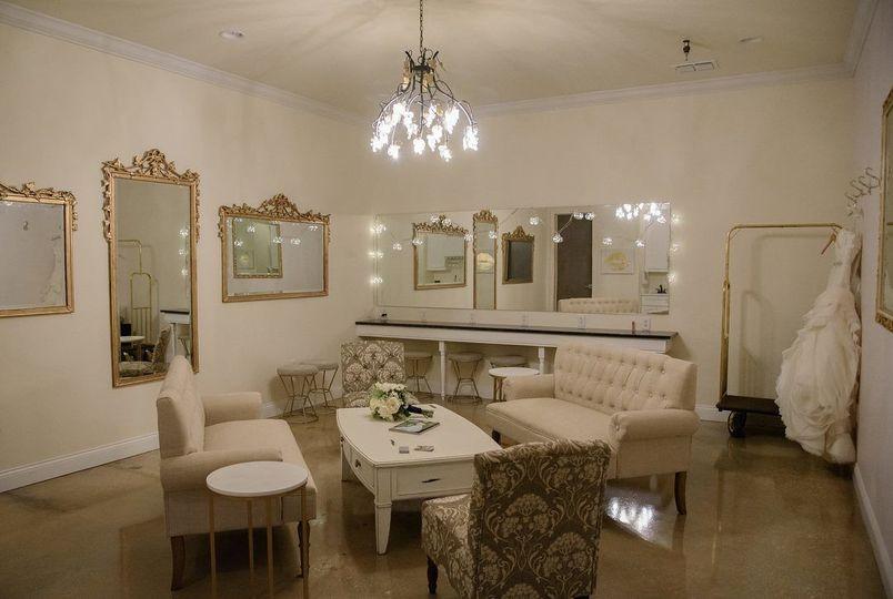 Ladies Dressing Room