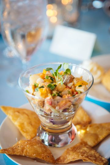 seafood ceviche martinis 6