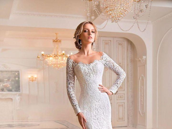 Tmx 1491347822928 Dresspagemelaniya Clearwater wedding dress
