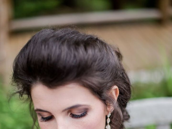 Tmx 1537923571 0462387cd01b5e7e 1537923570 75d21fcce5bd57de 1537923569601 4 Britt Makeup Arden, NC wedding beauty
