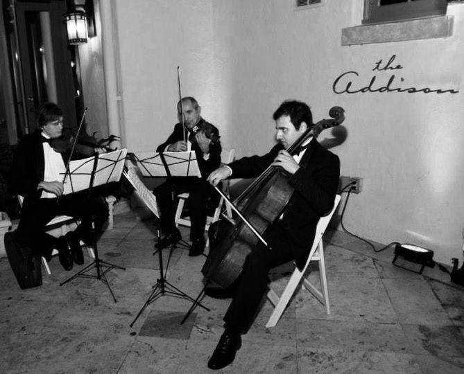 String Trio at Addison