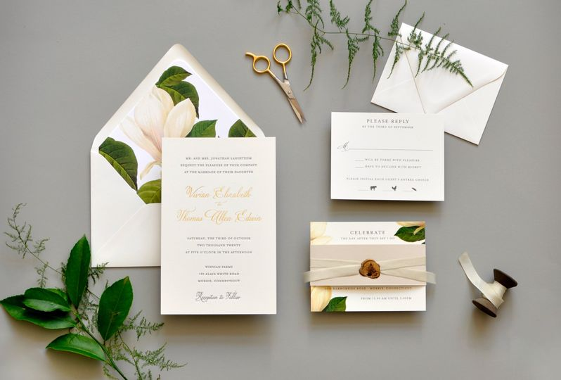 Hyegraph Invitations and Calligraphy