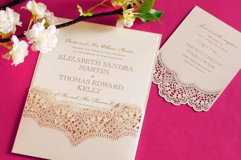 hyegraph invitations and calligraphy - invitations - san francisco, Wedding invitations