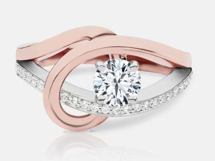 Tmx Naledi Rose Gold And White Gold Engagment Ring 600x400 720 51 1053579 V1 Littleton, CO wedding jewelry