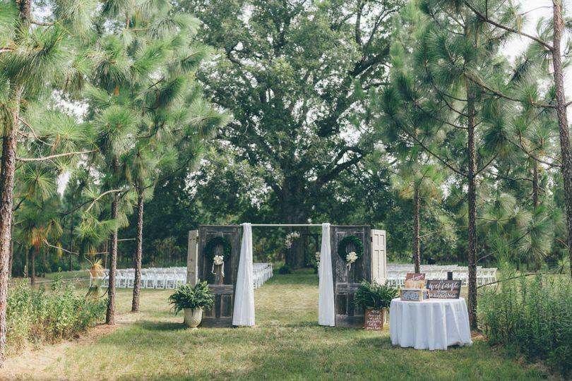 Outdoor Tree Ceremonies