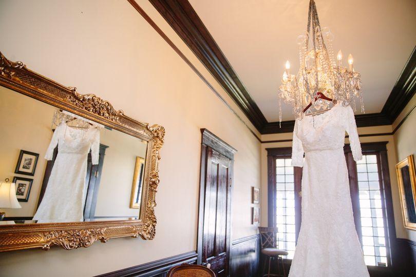 Gorgeous Bridal Suite!