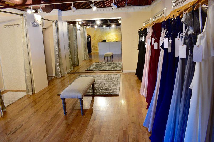 Main showroom