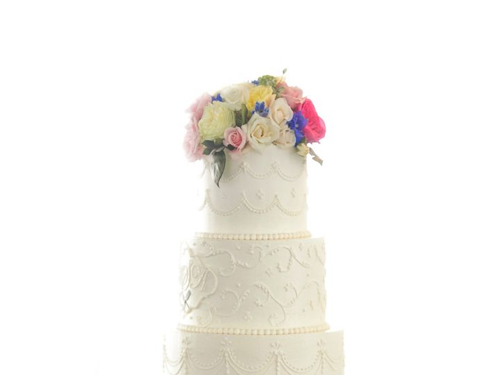Tmx 1497113284574 Hillaryandycakephotomlp  Melanie Lust Darien, CT wedding catering