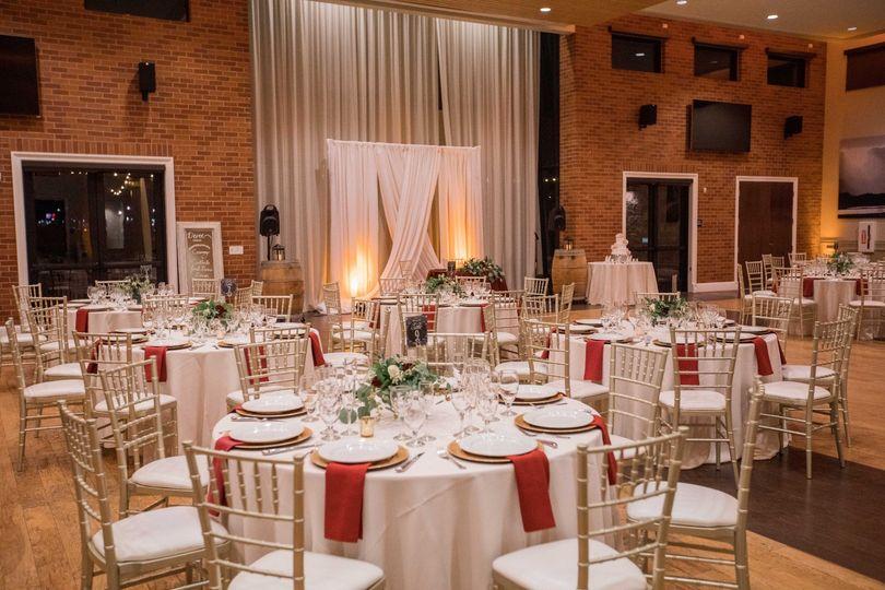 Evergreen Brick Ballroom