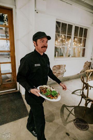 Chef Elliot