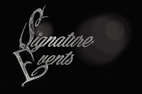 Signature Event and Design