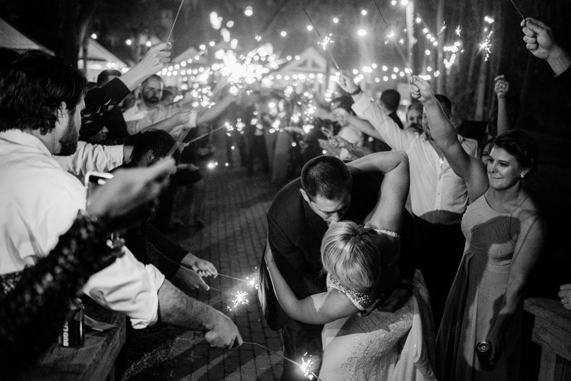 Sparklers With Love