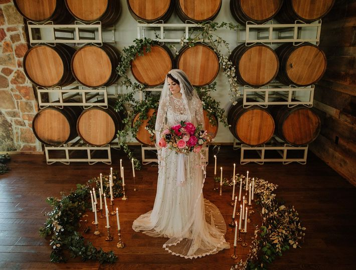 The Vine Vow Renewal