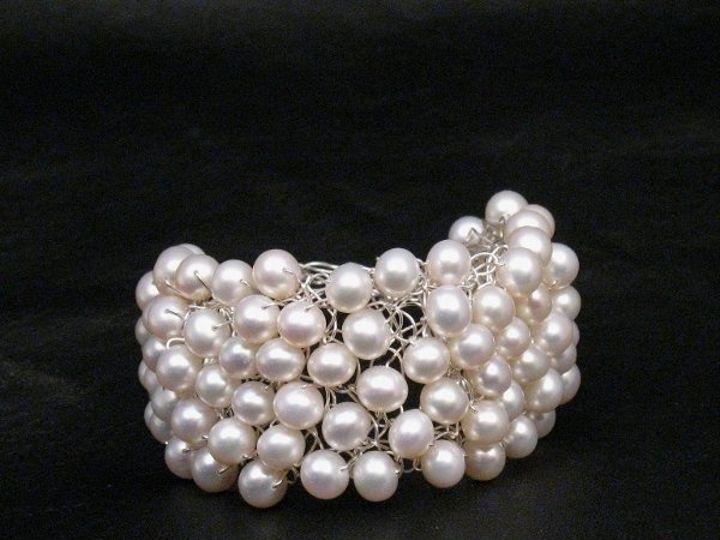 Tmx 1336420317969 KrystalFreyOstenAllWhtXCuff Iowa City wedding jewelry